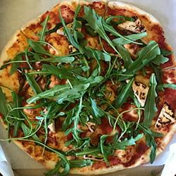 Zanonza Open Bar Пицца Тофу